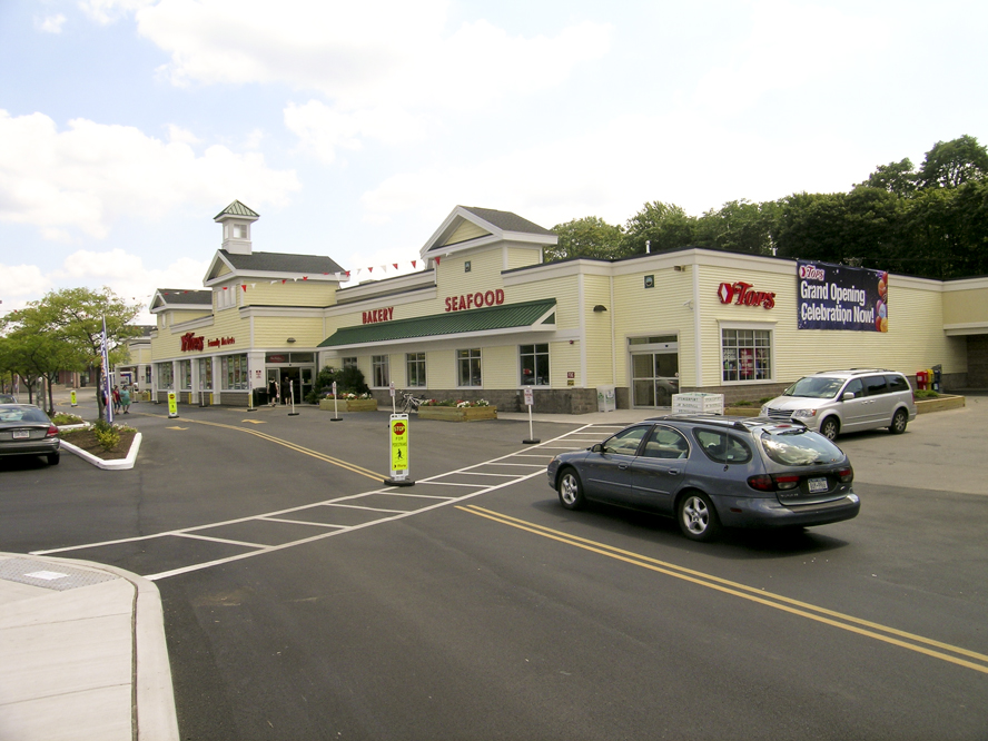 Spencerport Village Plaza