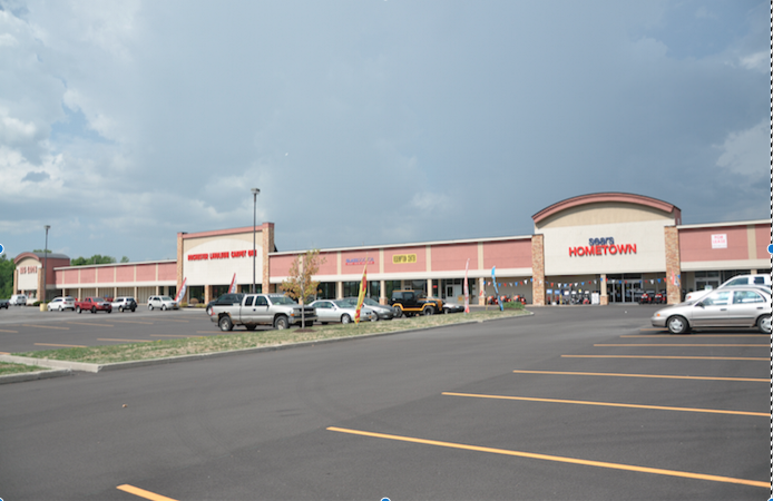 Big Lots Plaza