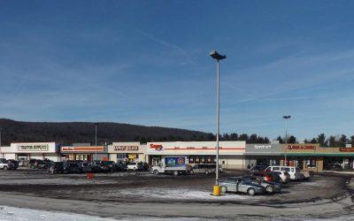 Wellsville Shopping Center