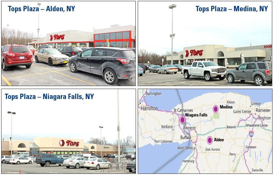 3 Tops Portfolio – Buffalo, NY MSA