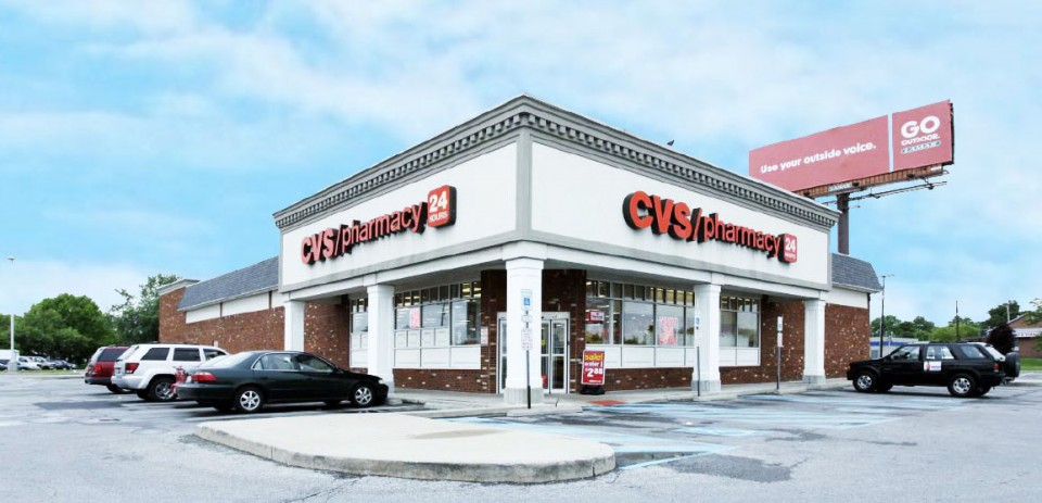 Freestanding NNN CVS Pharmacy