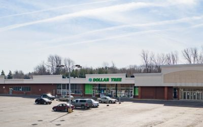 Albion Shopping Center – Ten-X Auction: May 17-19, 2021