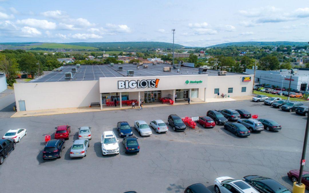 Dunmore Shopping Center – Dunmore, PA